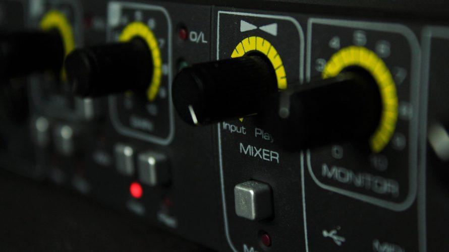 DTM用オーディオインターフェースおすすめ10選!ライブ配信にも
